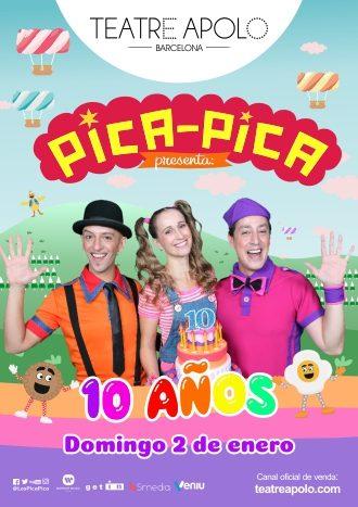 10 Años de Pica Pica