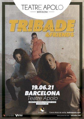 Tribade & friends en concierto